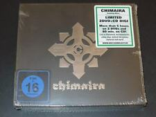 (SPECIAL OFFER) Coming Alive [Digipak] [1CD+2DVD] by Chimaira Box