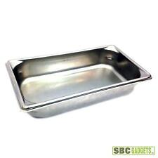 Vollrath Super Pan V® 1/3 Size Stainless Steel Steam Table Pan (P/N: 30322)