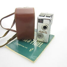Pentacon AK8 mit Export Zeiss Triotar 2.8 F=10 Filmkamera mit case