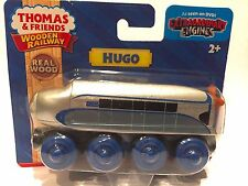 HUGO Thomas Tank Engine Wooden Railway NEW IN BOX 2016-17