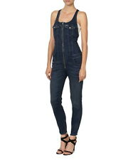 Diesel Jeomp dark blue denim jumpsuit XS