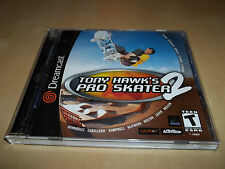 Dreamcast - Tony Hawk´s Pro Skater 2 (US)