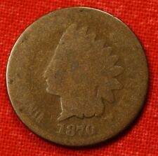 1870 INDIAN HEAD CENT AG BEAUTIFUL COIN CHECK OUT STORE L@@K * $ IH625