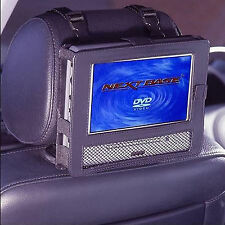 "Car Headrest Mount  Case Bag for  7"" / 7.5""  Portable DVD Player Holder   NEW"