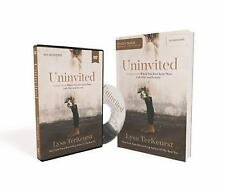 Uninvited Study Guide with DVD : Living Loved When You Feel Less Than, Left