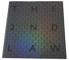 MUSE THE 2ND LAW TOUR BOOK PROGRAM OFFICIAL NEW NOS MINT CONDITION