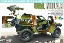 Tiger Model 4618 1/35 French VBL Milan Anti-Tank Missile Launcher
