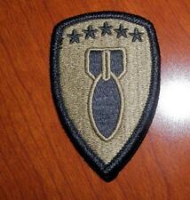 ARMY PATCH, SSI,- 71ST ORDNANCE GROUP, EOD, MULTICAM,OCP, WITH VELCR