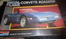 "MONOGRAM CORVETTE ""METAL FLAKE"" 1/24 Model Car Mountain KIT FS"