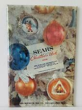 "SEARS CHRISTMAS WISH BOOK 1958 2"" x 3"" Fridge MAGNET VINTAGE NOSTALGIC"