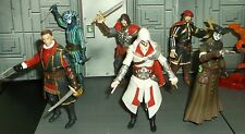 assassin's creed lot of 4' action figures