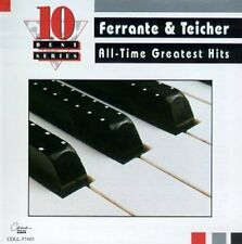 Ferrante & Teicher - All-Time Greatest Hits [New CD]