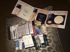 CHANEL Luxury Beauty Lot  Dior Clarins Lancôme Clinique MAC Bumble&bumble Sample