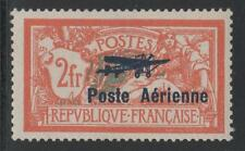 "FRANCE POSTE AERIENNE 1 "" MERSON 2F  SALON AVIATION 1927 ""  NEUF xx TTB K785"