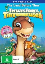 The Land Before Time - Invasion Of The Tinysauruses 2 DVD Set, R 2+4+5...1630