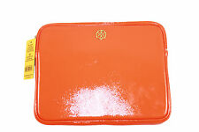 AUTH $185 Tory Burch Women Orange Robinson E Tablet Sleeve Case