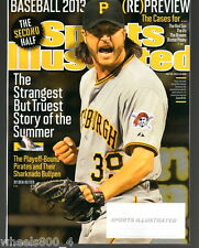 2013 Sports Illustrated Pittsburgh Pirates Jason Grilli Subscription Issue Exc.