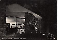 PG0220 - TERME TELESE BENEVENTO - NOTTURNO DEL BAR VIAGGIATA 1957