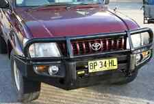Toyota Prado 90 Series 1997-04 Premium Bullbar Heavy Duty Incl 4 LED Lights 4WD