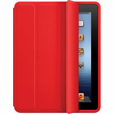 Apple® - Smart Case for iPad® 2nd 3rd, & 4th Gen – (PRODUCT) Red MD579LL/A