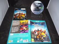 Transformers Prime The Game - per Console Nintendo WII U - PAL ITA WII U