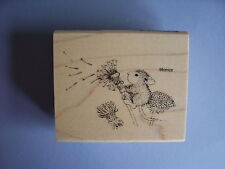 HOUSE MOUSE RUBBER STAMPS MAKE A WISH STAMP NEW