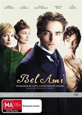 Bel Ami (DVD, 2012) REGION 4 PAL - EXCELLENT- VGC ....LOC1