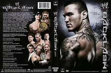 Official WWE - Backlash 2009 (Pre Owned DVD)