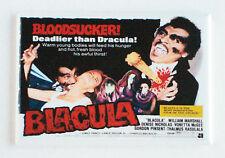Blacula FRIDGE MAGNET (2 x 3 inches) movie poster blaxploitation dracula vampire