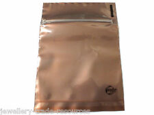 "10x Silver Anti Tarnish + Corrosion Intercept ® 1/2 clear 4"" x 4"" zip-loc bag"