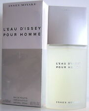 Issey Miyake L'EAU D'ISSEY pour Homme 200 ml EDT Spray Neu OVP