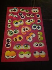 Assorted Googly Eyes/ Very Cute Stickers # 2