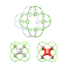 2PC For Cheerson CX-10 CX-10A RC Quadcopter Spare Parts Blade Protection Cover