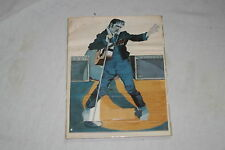 3 DEES Elvis Presley 3D Pop Up Card