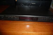 Technics Stereo Synthesizer Tuner ST-K55 Vintage