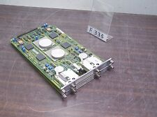 HP 16531A + 16530A BOARD CARTE DIGITIZING ACQUISITION + TIME BASE 400Ms *F335
