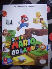 Prima Game Guide - Super Mario 3D Land