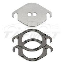 82A. EGR valve Blanking Plate Gasket for OPEL VAUXHALL CORSA ASTRA 1.7 CDTI