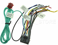 WIRE HARNESS FOR PIONEER AVH-P4000DVD AVHP4000DVD *PAY TODAY SHIPS TODAY*