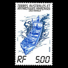 TAAF 1983 - Antarctic Supply Ship - Sc 104 MNH