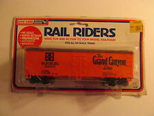 Life Like HO Scale Santa Fe Reefer The Grand Canyon Line NEW