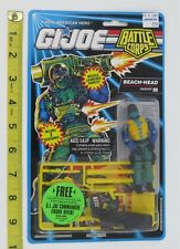 GI JOE -VINTAGE - HASBRO - BATTLE CORPS - BEACHHEAD - V3 - 1994 -- MOSC -