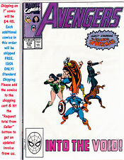 THE AVENGERS #314 W/AMAZING SPIDER-MAN #32637BR3