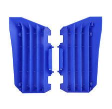 Yamaha Radiator Guards Grills Blue YZ250F YZ450F WR450F WR250F YZ WR 250F 450F