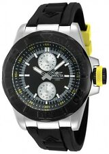 New Mens Invicta 13995 Pro Diver Black Sunray Sub Dial Flame Fusion Watch
