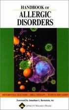 Handbook of Allergic Disorders by Springhouse Publishing Company Staff (2003, Pa