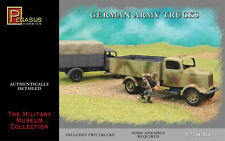 PEGASUS GERMAN ARMY TRUCKS 1:72 PGS7610