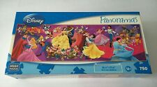 "Disney Characters 750 Piece Puzzle Panoramas ""NEW"" **AWESOME**"