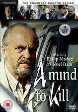 A MIND TO KILL - SERIES 2 - DVD - REGION 2 UK