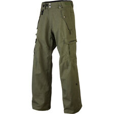 686 Smarty Original Cargo Snowboard Pant (L) Army